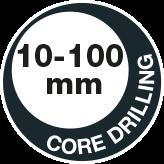 Core drilling 100