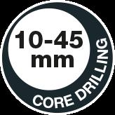 Core drilling 45