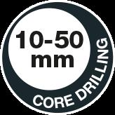 Core drilling 50