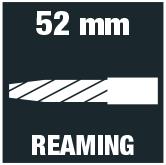 Reaming 52