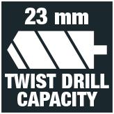 Twist drill 23