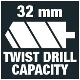 Twist drill 32