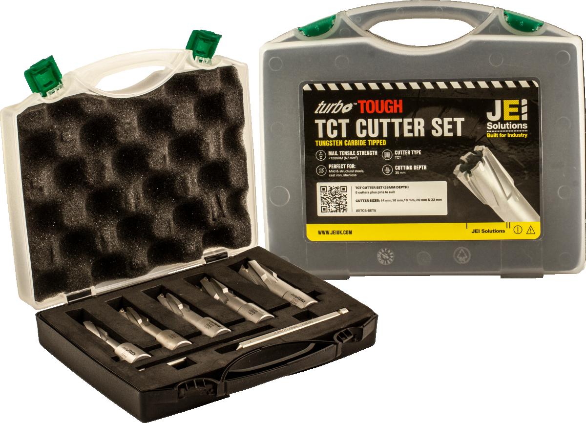 5 Piece TCT Cutter Set (35 mm D.O.C)