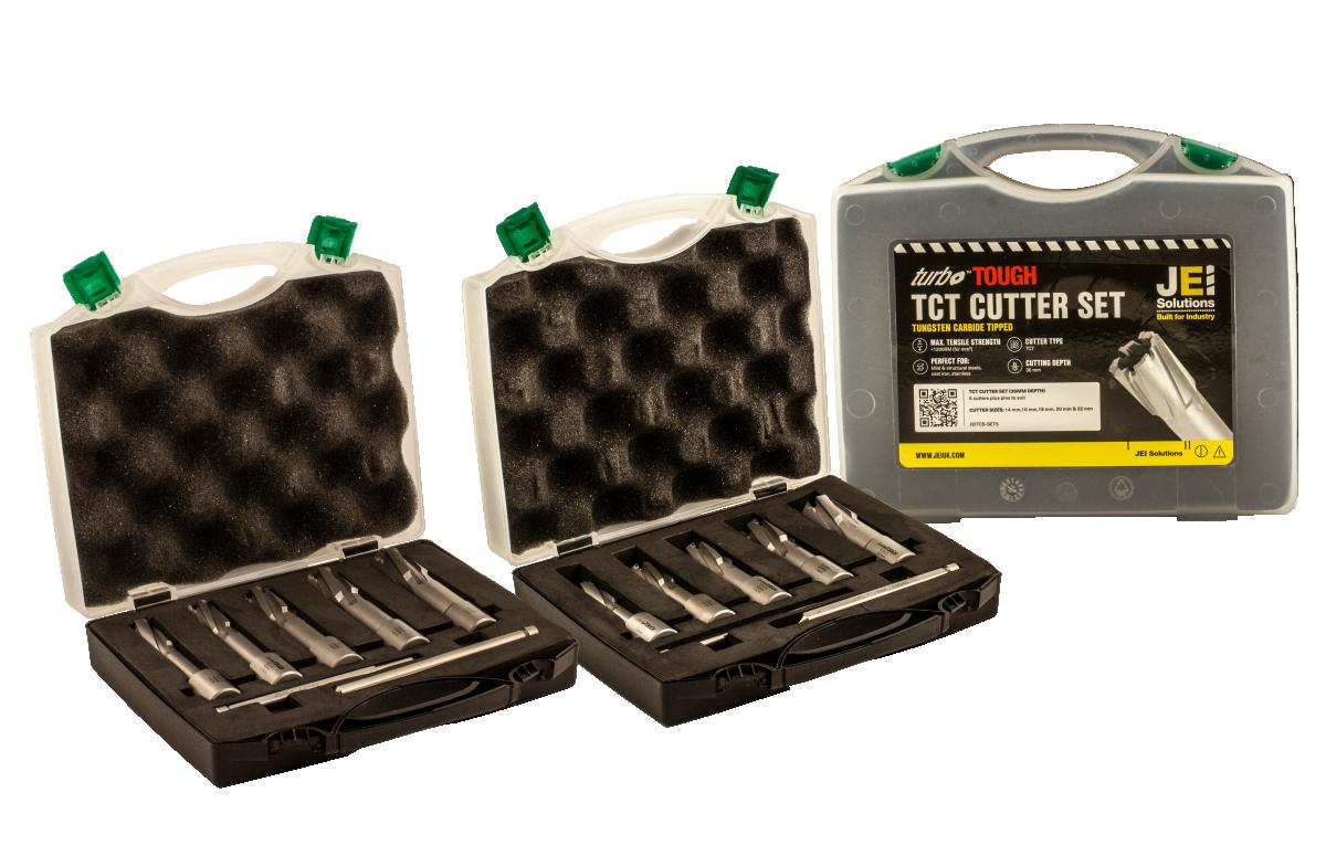 5 Piece TCT Cutter Sets