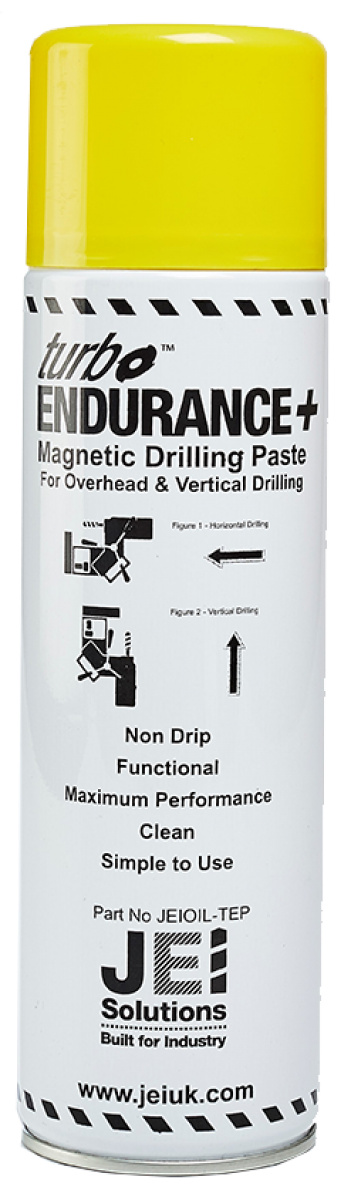 Cutting Paste for overhead drilling