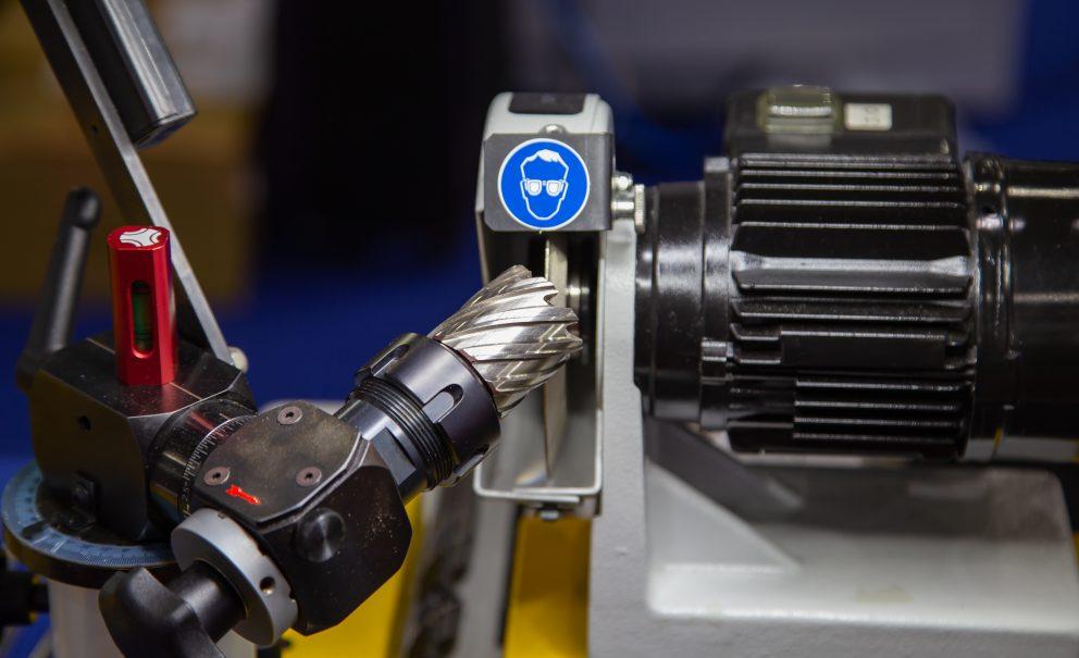 Cutter Re-Sharpening Service