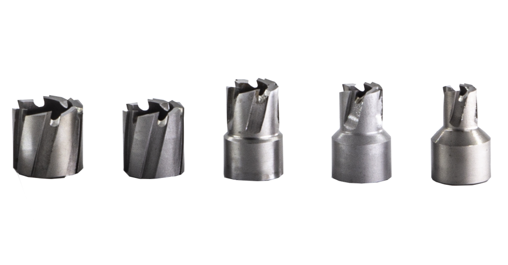 Individual Turbo™ Mini Cutters for Sheet Metal