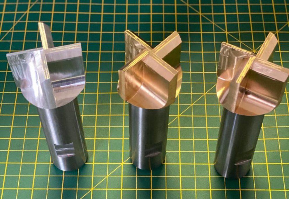 Specialist Cutter Design